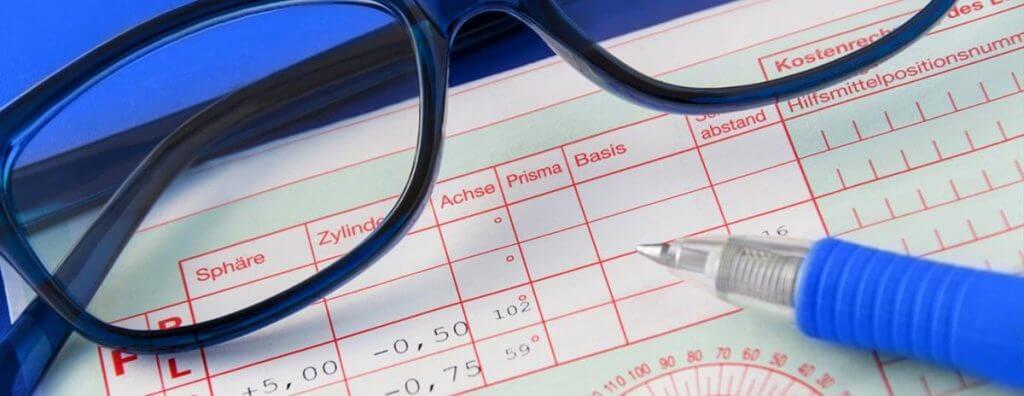 Augenlasern und Dioptrie Werte